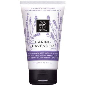 Caring lavender Apivita