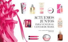 Babú Magazine con Estée Lauder actuan juntos para vencer al Cáncer de Mama