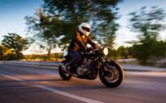 Evento de motos en Barcelona
