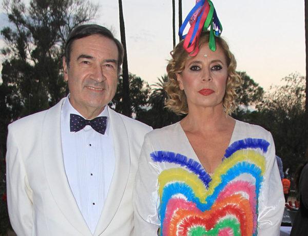 Pedro Jota y Agatha Ruiz de la Prada se separan después de 30 años juntos