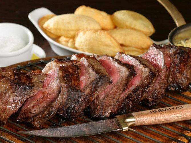 Rubaiyat para los que les gusta la carne.