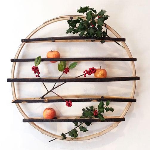 """""""l'arbre d'hiver"""" (árbol de invierno) del diseñador Godefroy de Virieu"""