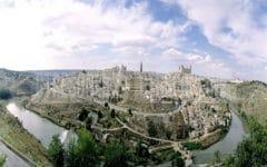 Vista panorámica desde el Parador de Toledo