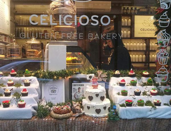 Pastelería Celicioso Calle Barquillo Madrid