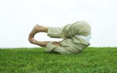 La flexibilidad mejora si la trabajas. Foto.gtres