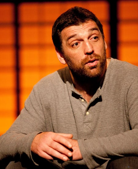 El actor Hovik Keuchkerian