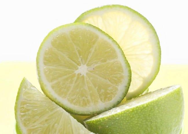 Limones. Foto: gtres