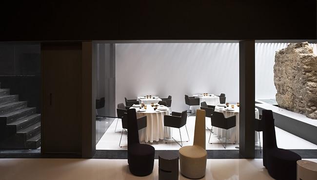 Restaurante Sucede, el restaurante gastronómico de Caro Hotel de Valencia