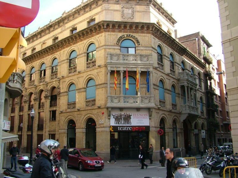 Teatro Goya Barcelona