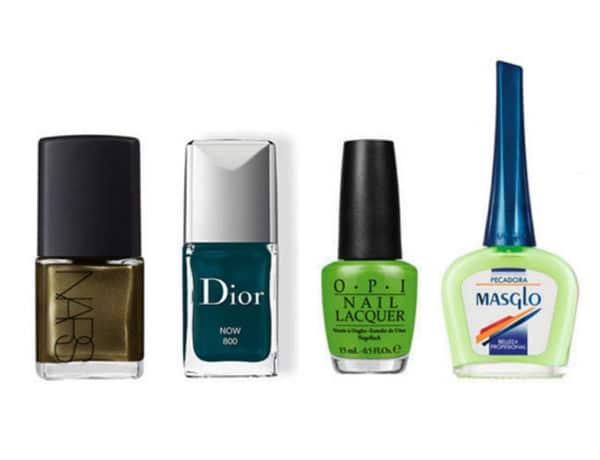Lacas de uñas de Nars, Dior, Oppi y Masglo tendencia verano 2017