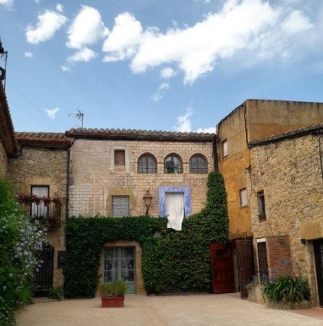 Castell de Peratallada @corsarian