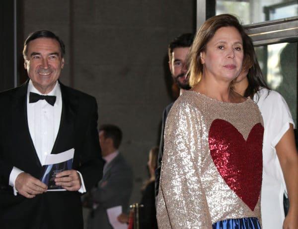 Agatha Ruiz de la Prada y Pedro J