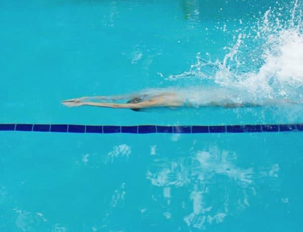 Nadar después de los 50. Foto:gtres