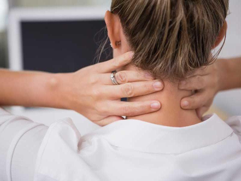Evitar el dolor de cuello