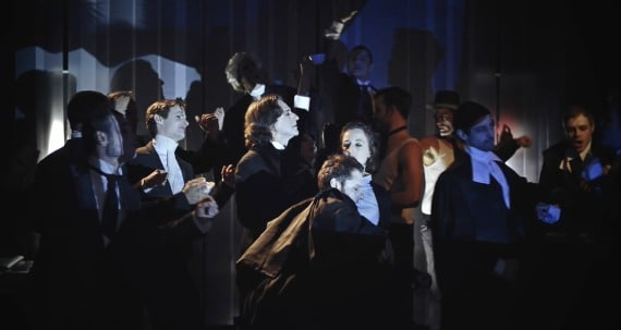 Teatro Fernan Gomez Gross Indegency