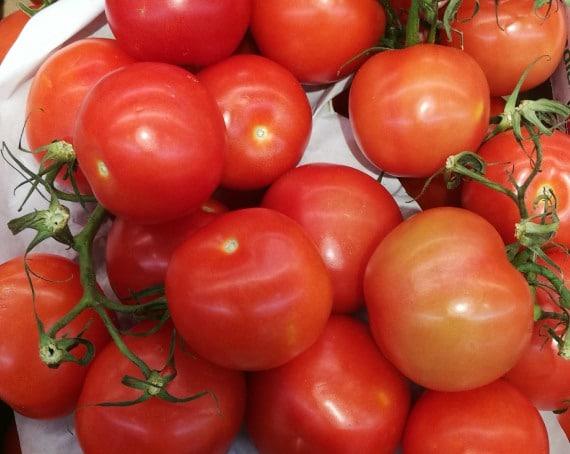 calories tomates
