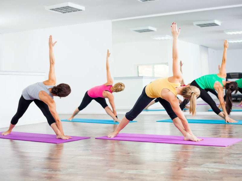 Bikram Yoga Madrid
