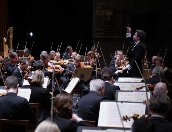 Gustavo Duhamel en el Teatro Real de Madrid