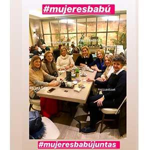 #mujeresbabújuntas