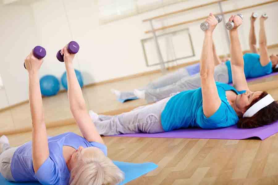 entrenar a los 50 años