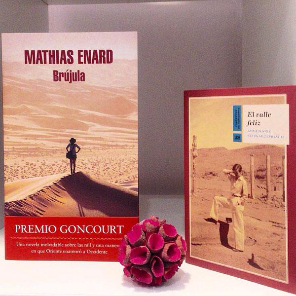 Mathias Esnard obtuvo el Premio Goncourt con Brújula