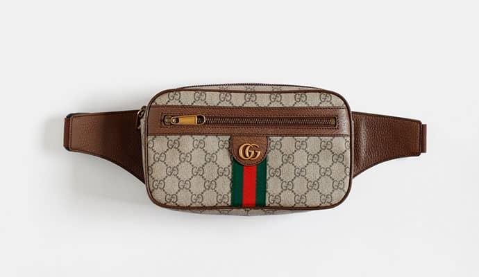 riñonera Gucci para hombre