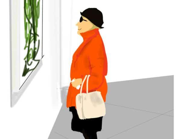 7 exposiciones que ver este mes en Madrid. Ilustración Dani Wilde