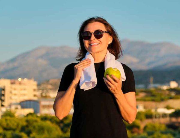 como recuperar la cintura en la menopausia