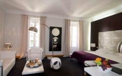 Suite en el Hotel Suite Prado