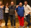 """Los actores de """"El Invencible """""""