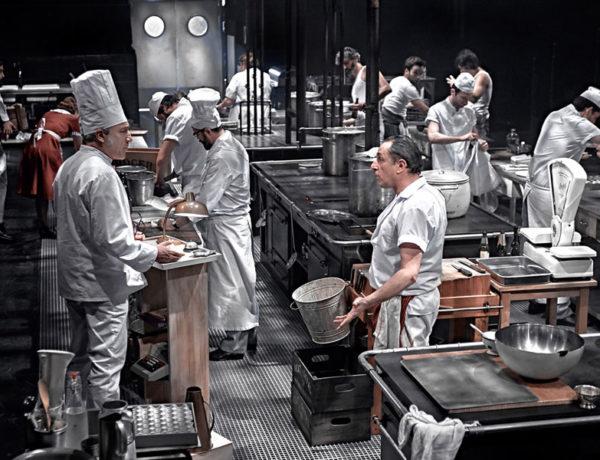 La Cocina al Teatro Valle ínclan