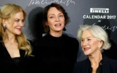 Nicole Kidman, Uma Thurman and Helen Mirren