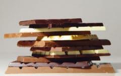 Tarta de tres chocolates. Foto:gtresonline