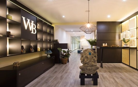 Un rinconcito paz en Wellness Madrid Experience