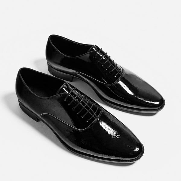 Zapatos de fiesta de Zara por 29,90 euros