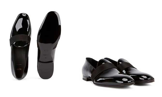 zapatos fiesta charol hombre