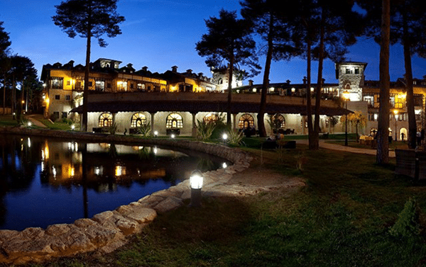 Hotel Abadía de los Templarios (La Alberca)