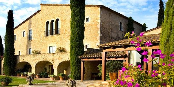 Hotel Mas de Torrent en Empodrá (Gerona)