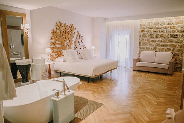 Habitación Deluxe en el Hotel MS Palacio de Úbeda
