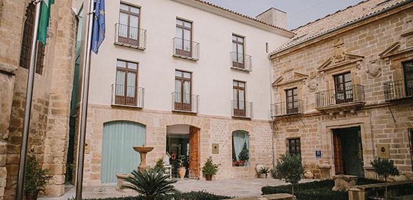 Hotel MS Palacio de Úbeda