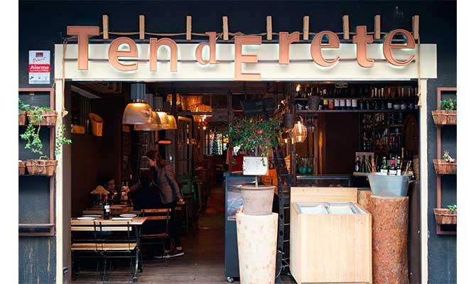 restaurante tenderete barrio salamanca