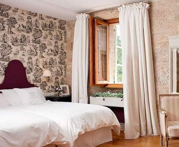 Suite del Hotel A Quinta da Auga