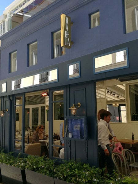Restaurante Babelia