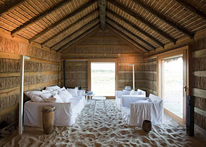 Casas na Areia–Nelson Garrido/archtendencias