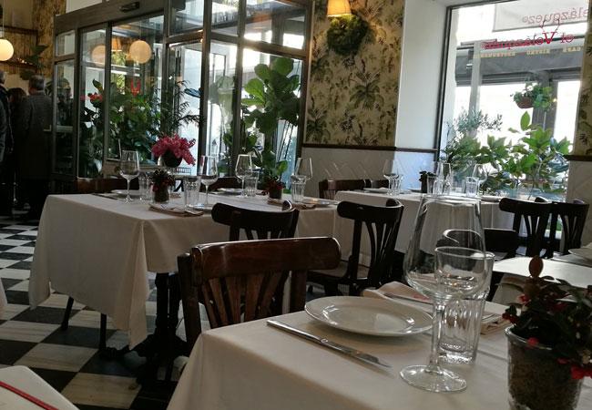 Restaurante Velazquez 17
