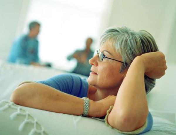 como afrontar la menopausia