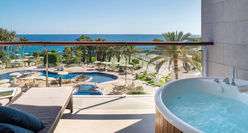 Vista desde el Hotel Radison Blu