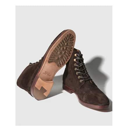 Botines marrón de Pola Ralph Lauren