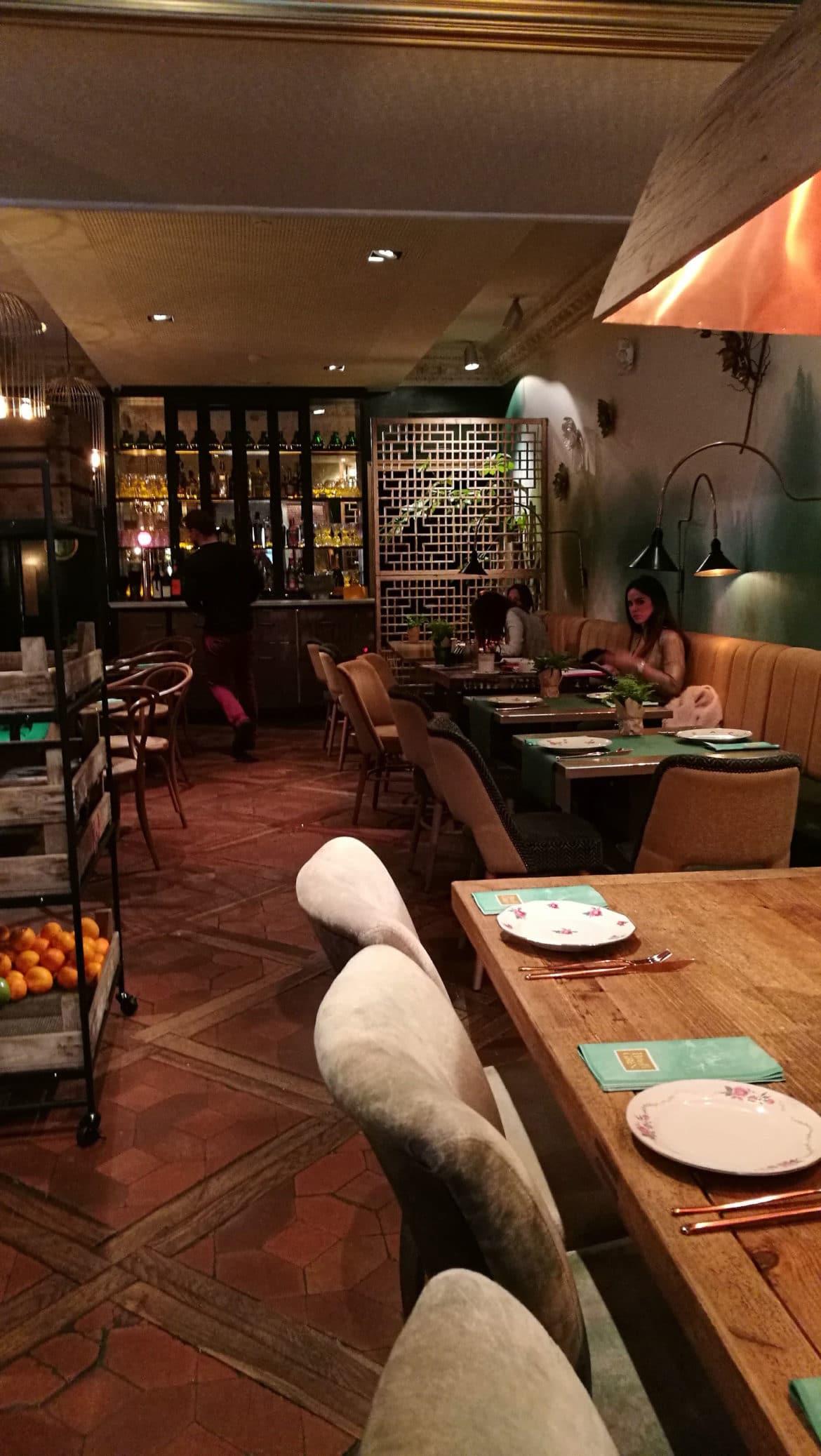 Restaurante Bump Green