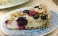 receta cheesecake vegano